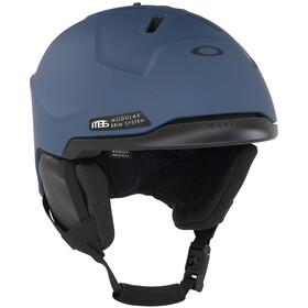 Oakley MOD3 Casco da neve, blu